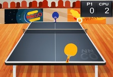 Table-tennis-game