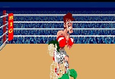 Box-leikur-punch-out