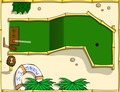 Golf-spel-island-mini-golf