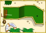 Golfspel-island-mini-golf
