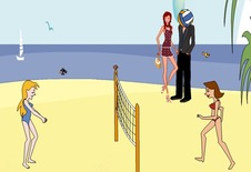 Spela-volley-ball-hawaii-beach-volleyball-challenge